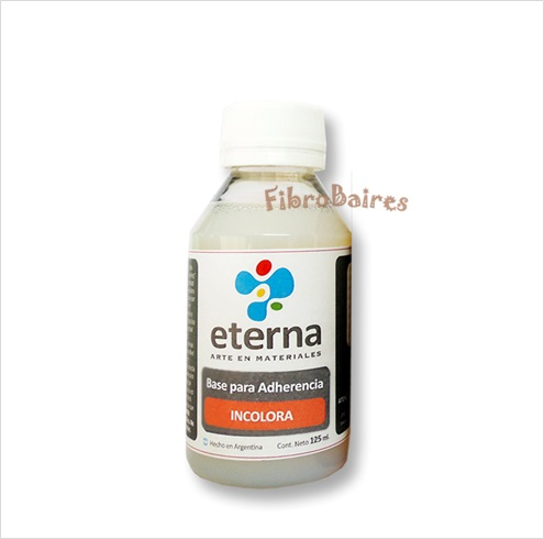 Base Para Adherencia Incolora x 125ml  Eterna