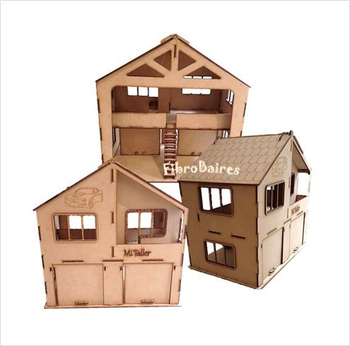 Garage - Taller de autos 38 x 26 x 38 cm
